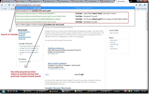 tab search2