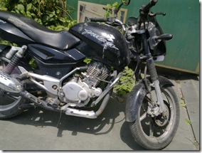Bike before server - E72