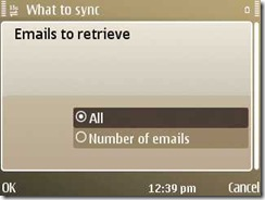 How many emails?
