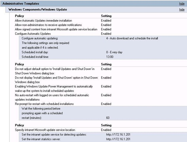 WSUS Step By Step – Installation, Deployment and troubleshooting ...