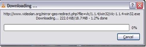 VLC Update