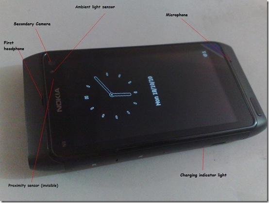 Nokia N8 Nitish