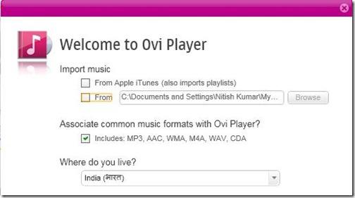 Ovi Player