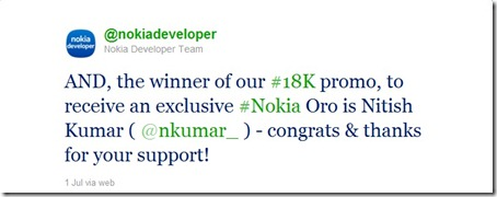 Nokiadeveloper