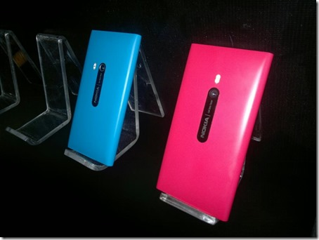 N9 and Lumia