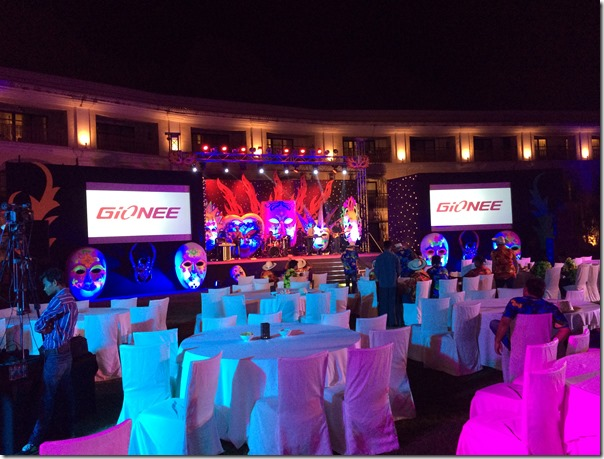 A visit to Goa via GioneeSlimFest – Day One – The celebration night