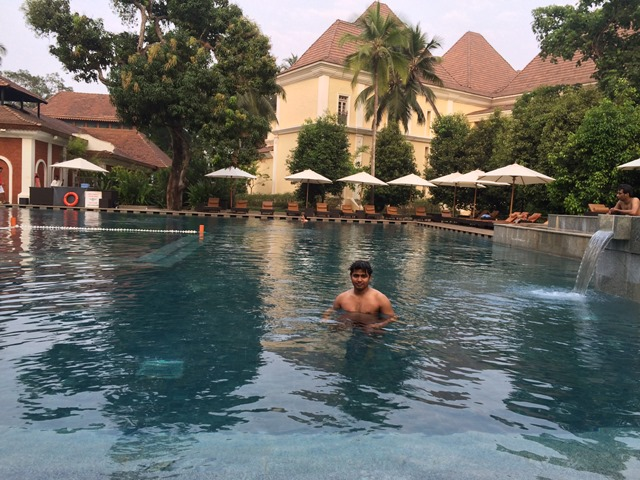 A visit to Goa via GioneeSlimFest – Day Two – The morning atbeach