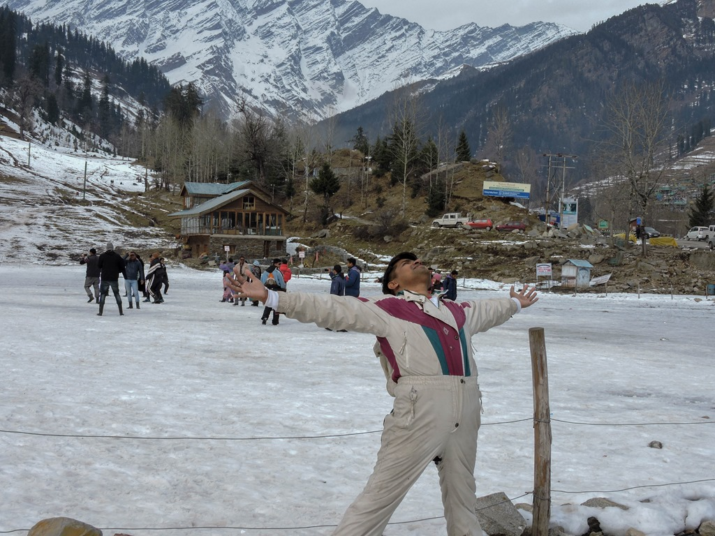 In Search of Snow – Another drive to Manali covering allseasons